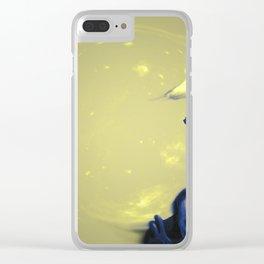 Nolan Warped Clear iPhone Case