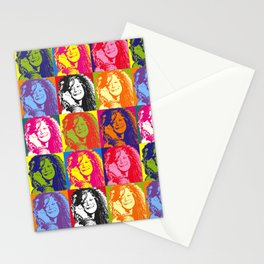 Joplin popart Stationery Cards