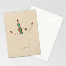 Love Language Stationery Cards