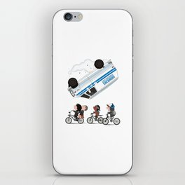 stranger thing iPhone Skin