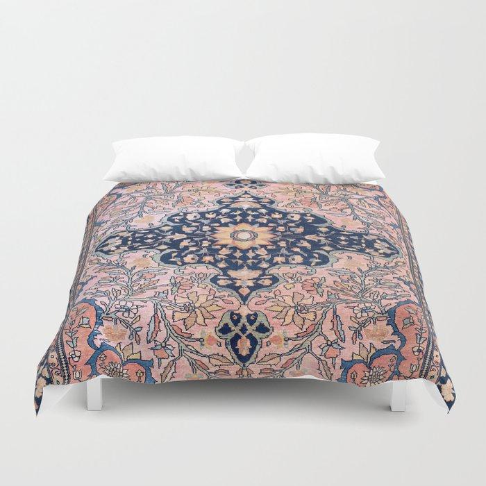 Sarouk  Antique West Persian Rug Print Bettbezug