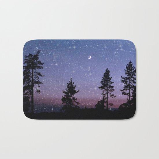 Twilight Forest Bath Mat