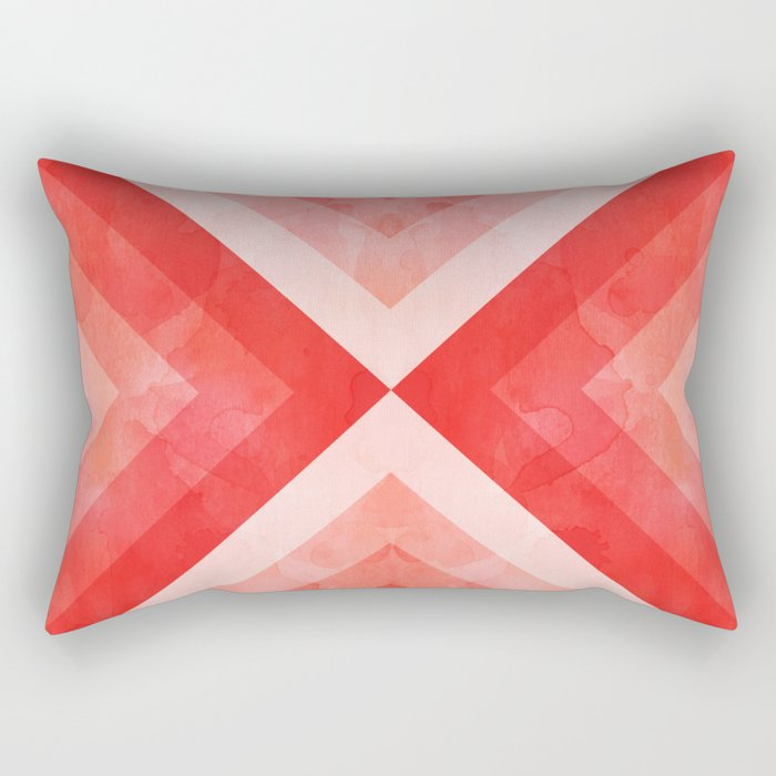 Not A Love Song Rectangular Pillow