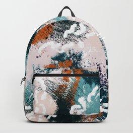 Clara Abstract Backpack