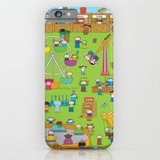 Oekie Fair iPhone 6s Slim Case