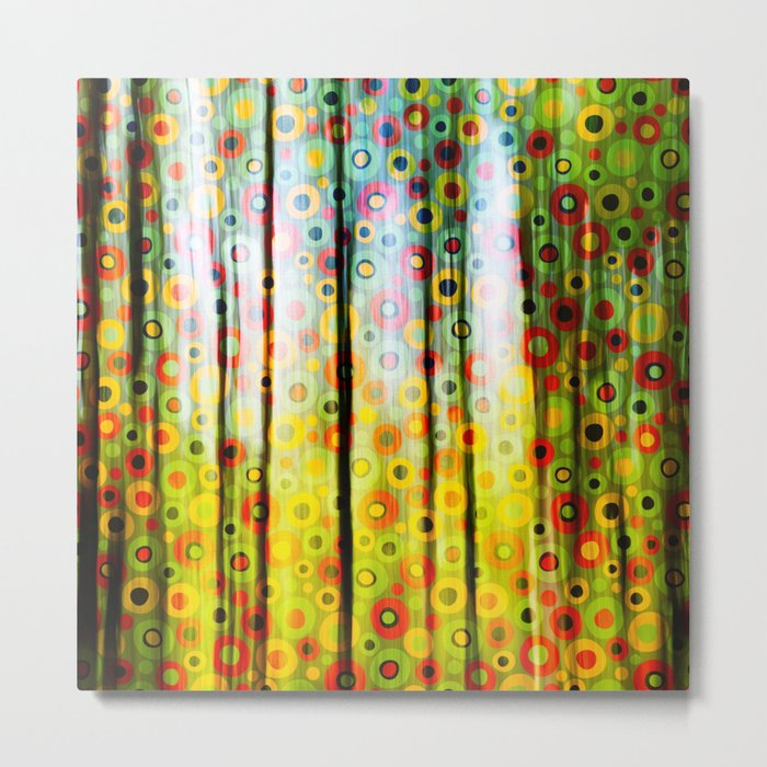 Fairy Tale Forest 2 Metal Print