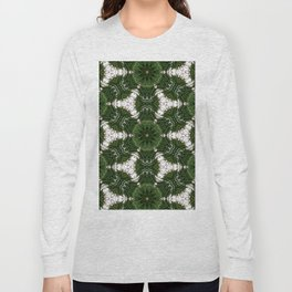 Tropical Mandala Long Sleeve T-shirt