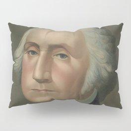 Vintage Portrait of George Washingon (1896) Pillow Sham