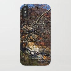 Rusted and Forgotten Slim Case iPhone X
