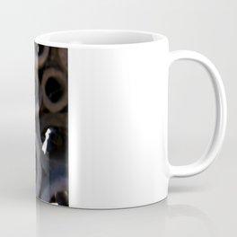 Coral Garbage Coffee Mug
