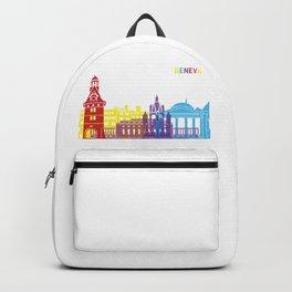 Geneva skyline pop Backpack