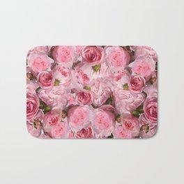 Carpet of flowers 4. roses Bath Mat