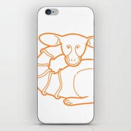 Medieval Cutie iPhone Skin