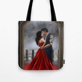 Scarlett & Julian Tote Bag
