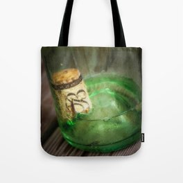 Wine Bottle Food Art by Murray Bolesta! Tote Bag