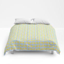 Catch the Half Lemon (Pattern Version) Comforters