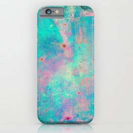 HAND-PAINT iPhone Case