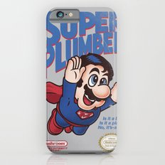 Super Plumber iPhone 6s Slim Case