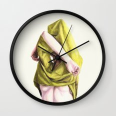 Unfeigned Wall Clock
