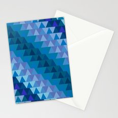 Digital Waves Stationery Cards