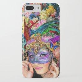 The Mascherari's Muse iPhone Case