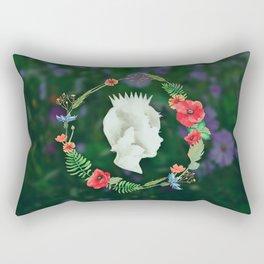 Wyldeflowers Rectangular Pillow