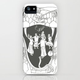 SNAKE iPhone Case