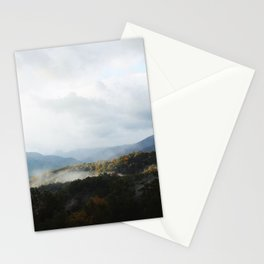 Morning Breath in the Smokies Stationery Cards