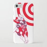 my mad fat diary iPhone & iPod Cases featuring Fat Drift by riotbreaker