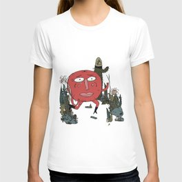 Lost On The Way Home T-shirt