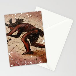 Kokopelli The Flute Player Stationery Cards