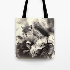 Feeling Squirrelly Today Tote Bag