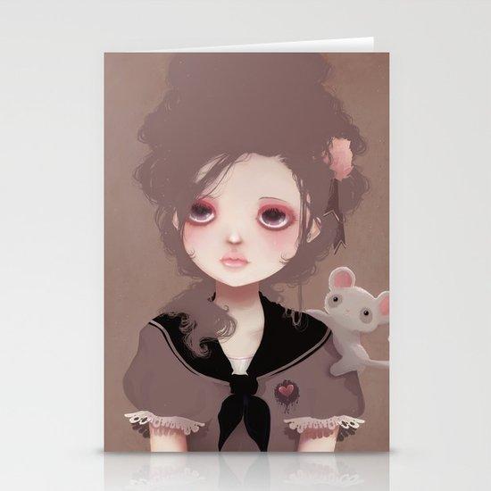 Emma (2011 version) Stationery Cards
