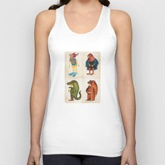 Costumes - Animalados Unisex Tank Top