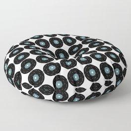 Vinyl Heaven - LaurensColour Floor Pillow