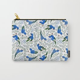Birds in Summer Carry-All Pouch