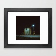 Baltimore, MD Framed Art Print