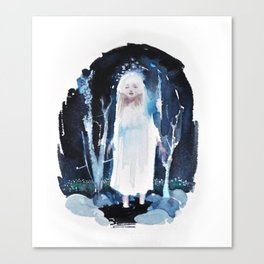 River Spirit Canvas Print