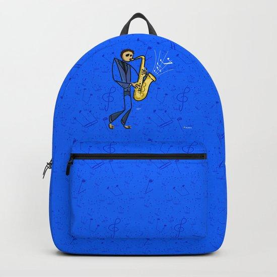 Saxman Backpack