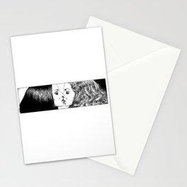 asc 845 - L'étoile binaire (Elissa & Laila) Stationery Cards