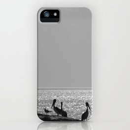 Holbox Afternoon iPhone Case