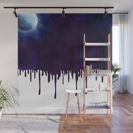 Painted Space Wall Mural