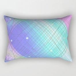 Dusk's Dance Rectangular Pillow