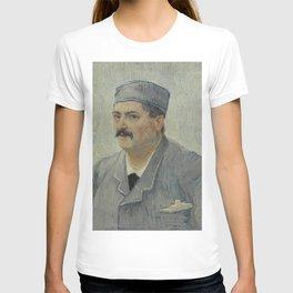 Vincent van Gogh - Portrait of Etienne-Lucien Martin T-shirt