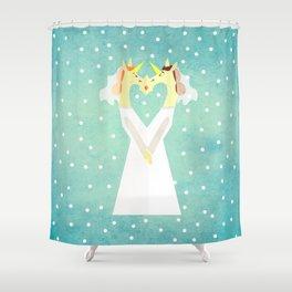 I Do Shower Curtain