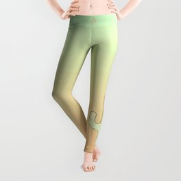 Cactus Male Leggings