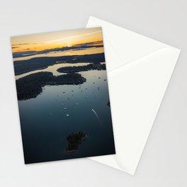 San Juan Islands Stationery Cards