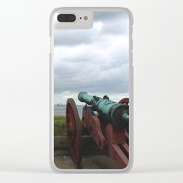 Canons of Kronborg Castle Clear iPhone Case