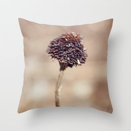 The Old One by Althéa Photo Throw Pillow