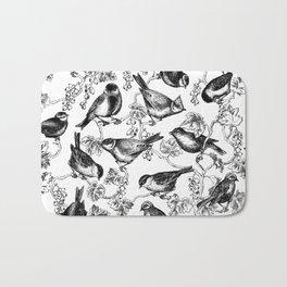 Birds Bath Mat